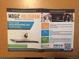 Hologramm Le 10 Best Magic Hologram Hologramme Pour Smartphone 3d Hologram