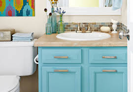 Painted Bathroom Vanity Ideas Colors Bathroom Remodel Ideas