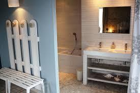 salle de bain chambre d hotes chambre d hôtes le courlis à isigny sur mer dans le calvados
