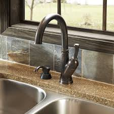 rubbed bronze kitchen sink faucet appealing bronze kitchen faucet with most functional rubbed