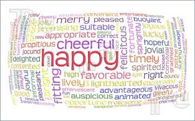 happy cheerful word cloud picture high resolution picture at