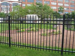 aegis plus commercial fence ornamental steel fence ameristar