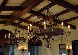 Rustic Lighting Chandeliers Rustic Hanging Candle Chandeliers Lamp World
