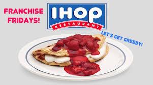 ihop u0027s strawberry rhubarb criss croissant on let u0027s get greedy