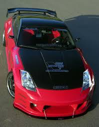 nissan 350z engine cover oem style carbon fiber hood for 2002 2006 nissan 350z