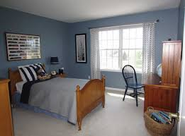 Boy Bedroom Furniture by Wall Boy Room Paint Ideas With Blue Wall Color That Combined