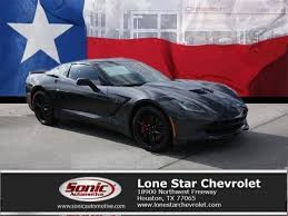 corvette houston tx chevrolet corvette in houston tx lone chevrolet