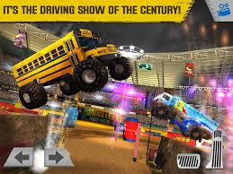 monster truck game videos monster truck arena driver android apps on google play