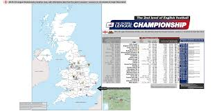 england 2015 16 league championship 2nd division location map
