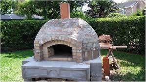 backyards outstanding backyard wood fired oven diy wood fired