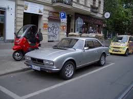 peugeot 504 coupe pininfarina peugeot rediscovers its mojo poached