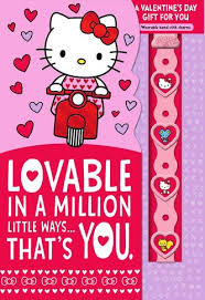 hello valentines day hello lovable you s day card with link emz