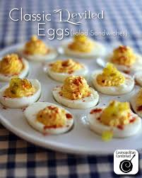 deviled egg dish classic deviled eggs alad sandwiches plus 40 egg recipes