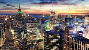 desktop wallpaper hd new york download wallpaper 1920x1080 new york city top view street