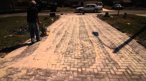 Quikrete Hardscapes Polymeric Jointing Sand by How To Compact Sand In The Cracks Of New Brick Pavers Youtube