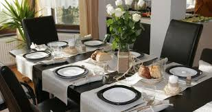 attractive inspiration dining table decor all dining room