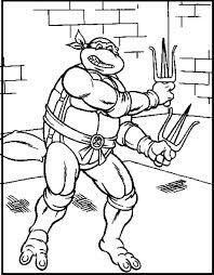 impressive excellent raphael ninja turtle coloring pages new