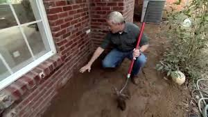 how to prevent foundation damage to your home youtube