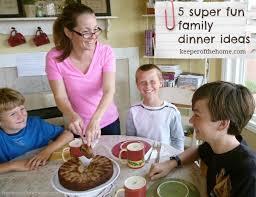 Fun Breakfast For Dinner Ideas Making Mealtimes Fun 5 Super Fun Family Dinner Ideas Keeper