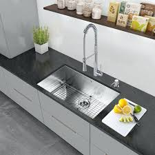 Moen Undermount Kitchen Sinks - stainless steel kitchen sinks drop in double elkay sink with