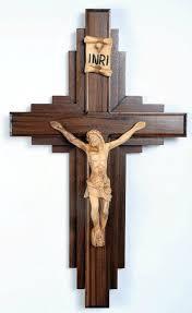 large wall crucifix large contemporary catholic wall crucifix 30 holy land