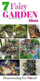 7 awesome fairy garden ideas fun addition to your garden