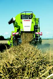 avero combine harvester claas