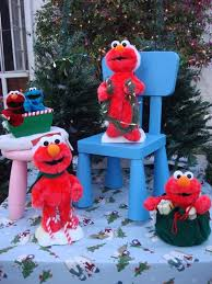 elmo outdoor decorations rainforest islands ferry
