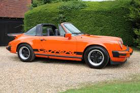 orange porsche 911 convertible porsche 911 3 0 carrera u0027sport u0027 targa export56