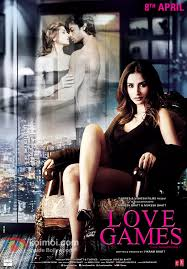 film semi full love games brand new poster featuring patralekhaa gaurav arora