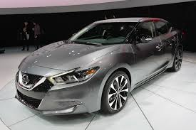 2016 nissan maxima youtube 2016 nissan maxima 2015 new york auto show youtube