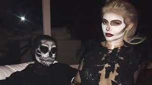 inside kylie jenner u0026 tyga u0027s epic halloween party youtube