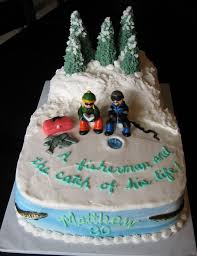 24 best men u0027s cakes images on pinterest decorated cakes fishing