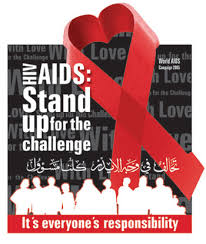 Challenge Hiv Who Emro Advocacy Materials World Aids Caigns 2005 World