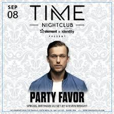 Dj Favor by Favor At Time Nightclub