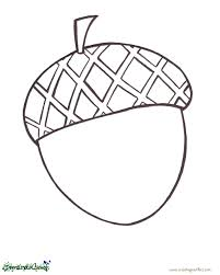 creative providerz alphabet a coloring sheets acorn