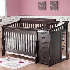 Cheap Convertible Crib Brown Wooden Baby Crib By Sorelle Tuscany Cheap Baby Crib