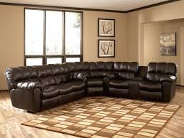Leather Sofa Recliner Sale Leather With Recliners Leather Sectional Recliner
