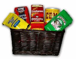coffee baskets nolacajun coffee gift basket new orleans cajun gift baskets