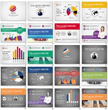 Business Consulting Presentation Template For Powerpoint Slide Templates