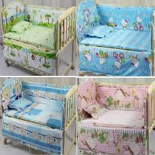 Baby Bedding Cot Sets 5pcs Baby Crib Bedding Set Bedding Set 100x58cm Newborn Baby