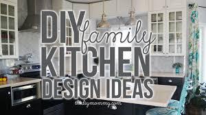 Family Kitchen Design Ideas Family Kitchen Design Ideas Our Diy Kitchen Tour Youtube
