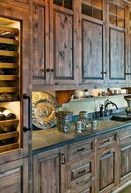 Best Rustic Cabinets Ideas On Pinterest Rustic Kitchen - Rustic kitchen cabinet