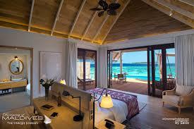 chambre sur pilotis maldives visite et photos de milaidhoo une île cocon pour les amoureux