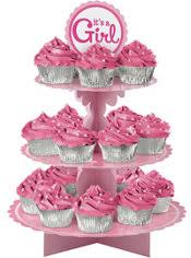 baby shower cupcakes for girl baby shower cake cupcake supplies party city canada
