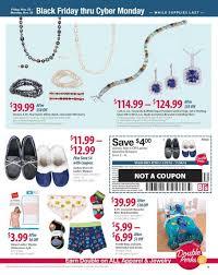 kay jewelers black friday bj u0027s black friday ad 2016