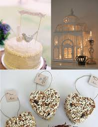 bird seed wedding favors bird cage wedding favors atdisability