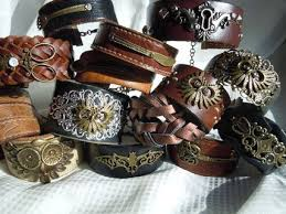 leather jewelry cuff bracelet images 272 best leather jewelry images leather jewelry jpg