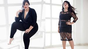 meet the plus size fashionistas starring in elle india u0027s new issue