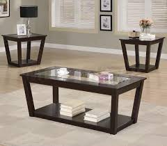 End Table With Shelves by Coffee Table Cheap Glass Coffee Tables Glass Living Room Tables